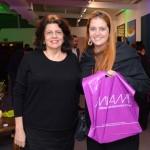 Jussara Haddad, do Consulado Americano, e Ana Elisa Facchinato, da Aviareps