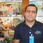 Leonardo Farah, da Azul Viagens