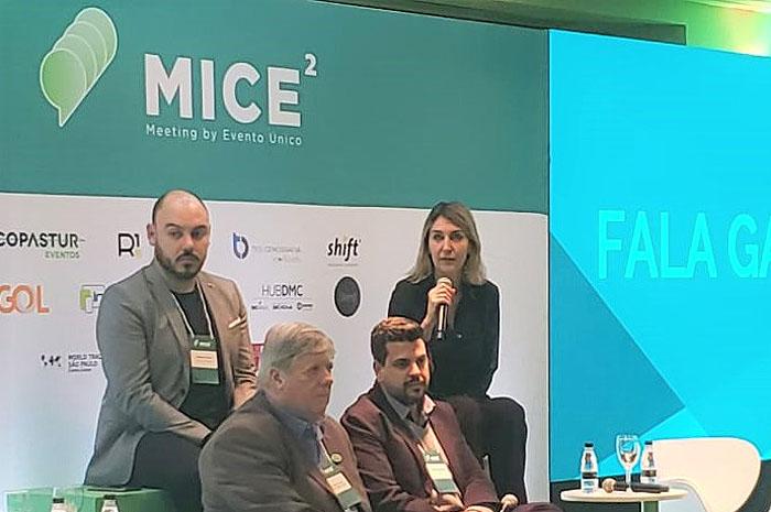 Rennan Tonini, Luciane Leite, Fernando Guinato e Rodrigo Machado