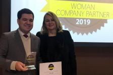 Valorização do empreendedorismo feminino garante prêmio a Vital Card