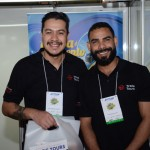 Luis Felipe e Fernando Fuluni, da Trade Tours