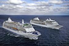 Mais de 100 cruzeiros continuam 'presos' no mar, diz Guarda Costeira dos EUA