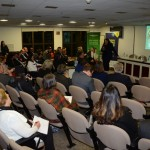 Magda Nassar, presidente da Abav Nacional apresenta as novidades da feira deste ano
