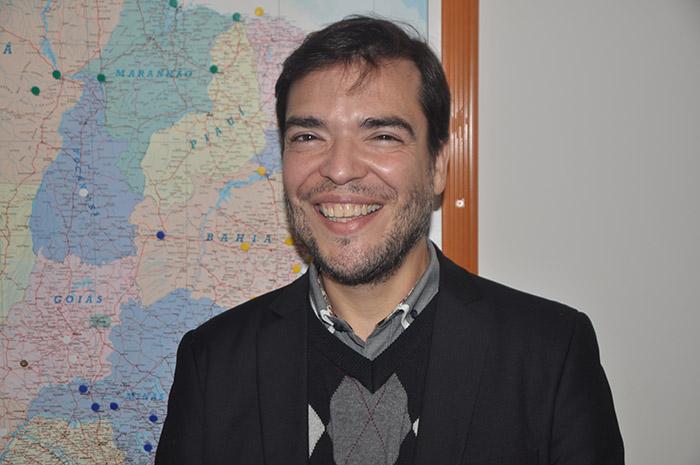 Marcelo Bento Ribeiro, diretor de Alianças da Azul
