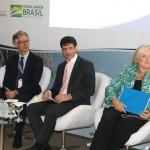 Marco Ferraz, Marcelo Álvaro Antônio e Kelly Craighead