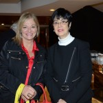 Marina Barros, do Greater Fort Lauderdale, e Maria Regina Simões de Souza, da Intersite Viagens e Turismo