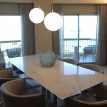 Mesa de Jantar da Signature Suite