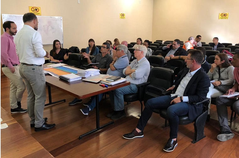 Missão do MTur reúne equipes de estado e prefeitura. (Foto: Darse Junor/MTur)