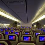 Nova classe econômica do Boeing 777 da Latam Brasil