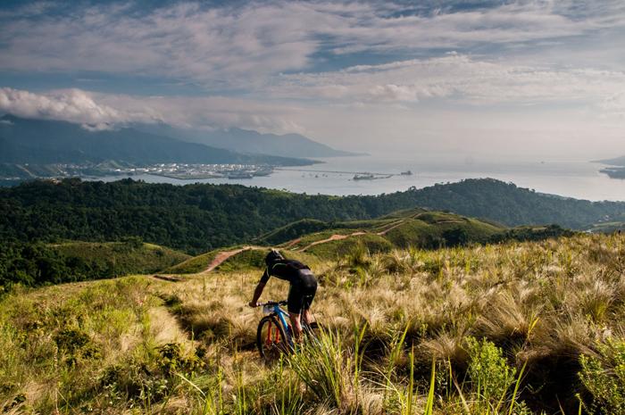 O passeio de bike é o terceiro na preferência dos turistas