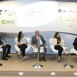 Painel sobre sustentabilidade, que acontece pela primeira vez no Fórum da Clia