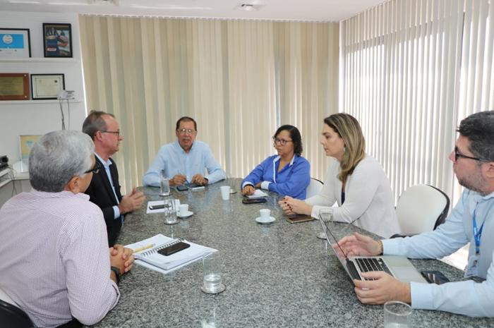 Em reunião realizada no Setur-BA nesta terça-feira (27), os órgãos acompanharam o desenvolvimento das ações programadas