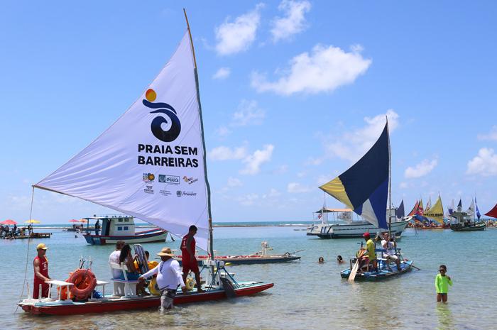 """Projeto """"Praia Sem Barreiras"""" contará com lançamento de um cordel"""