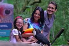 Parque das Aves oferece compra de ingressos online