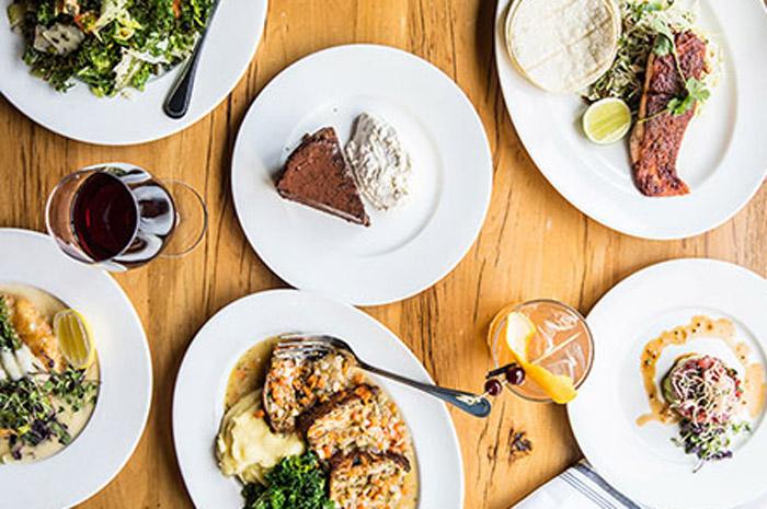 Restaurante conta com opções orgânicas, vegas e vegetarianas