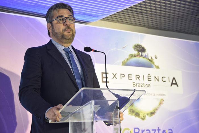 Roberto Haro Nedelciu, presidente da Braztoa