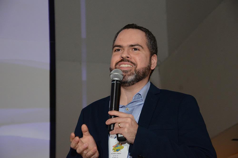 Rodrigo Santos, da Setur-SP