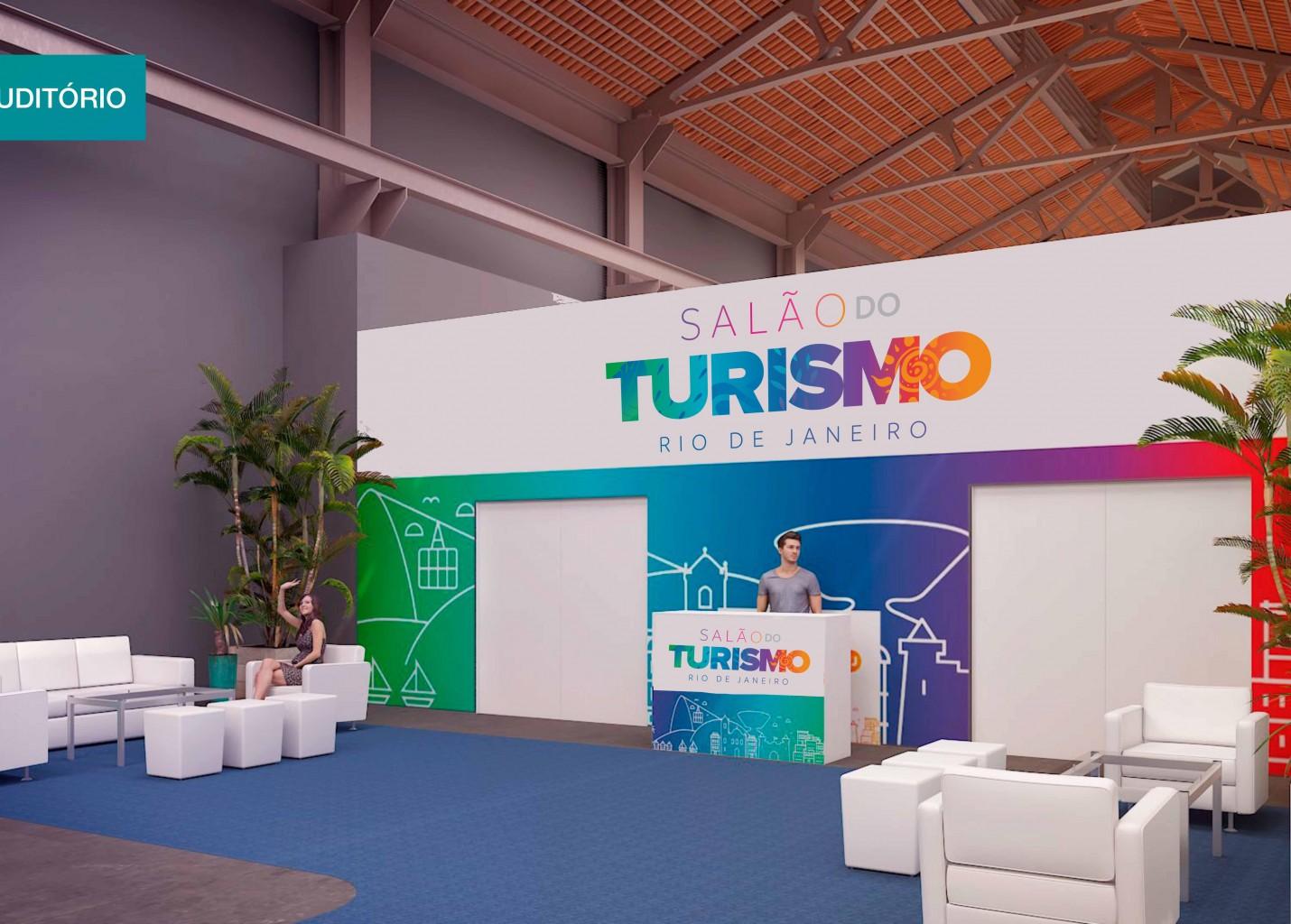 Salão Estadual de Turismo do Rio reúne mais de 70 municípios no Pier Mauá