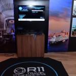Um dos equipamentos de realidade virtual da Sala Imersiva da R11