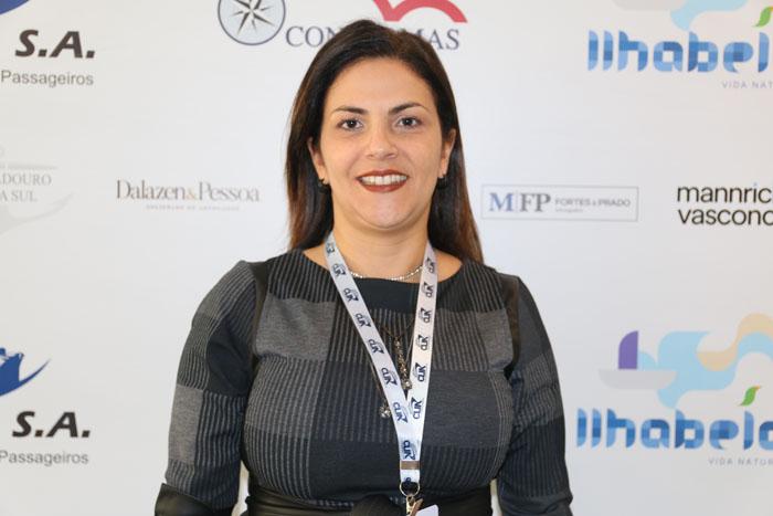 Secretária de Turismo de São Francisco do Sul, Jamille Douat