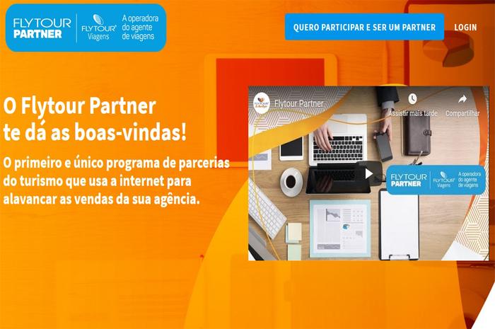 Na nova plataforma é possível realizar o cadastro da sua agência e conferir todas as informações sobre a ferramenta