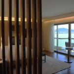 Signature Suite tem vista para toda a Praia de Copacabana
