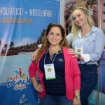 Stephanie Ziotti e Gisele Urban, do Hot Beach