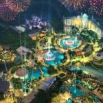 Em agosto a Universal anunciou a construção de um novo parque, o Universal's Epic Universe