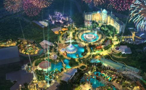 Novo parque temático da Universal será inaugurado em 2023