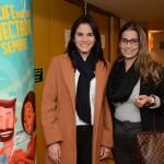 Vanessa Garmes e Camila Ramos, da Flytour MMT Viagens