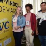 Vivian Moura Leite, Ritiele Gama de Sousa e Joubert Panema, da JJ Oliveira