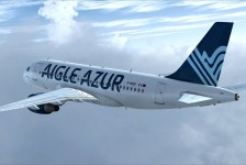 Último voo da Aigle Azur entre Paris e Viracopos acontece nesta terça (27)