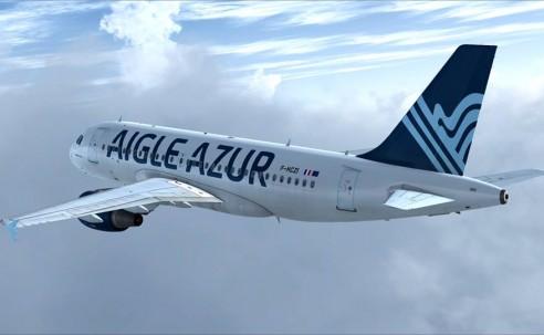 Aigle Azur: voos entre Campinas e Paris vão até dia 27 de setembro