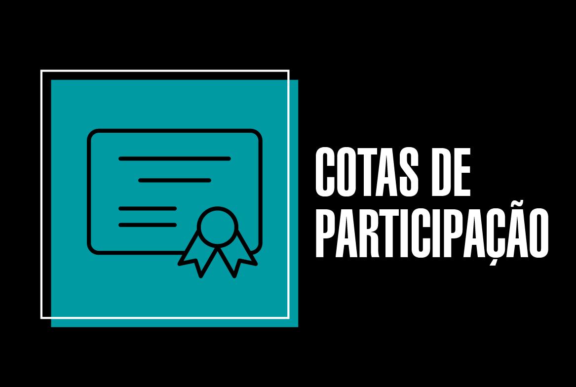 Cotas de Participação