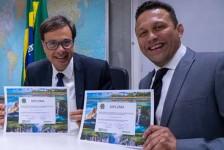 Renzo Gracie é novo embaixador do Turismo Internacional do Brasil
