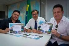 Bruno e Marrone são os novos embaixadores do turismo do Brasil
