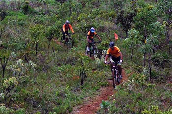 Serão cerca de 400 quilômetros de percursos que farão parte do Caminho dos Goyases em Goiás
