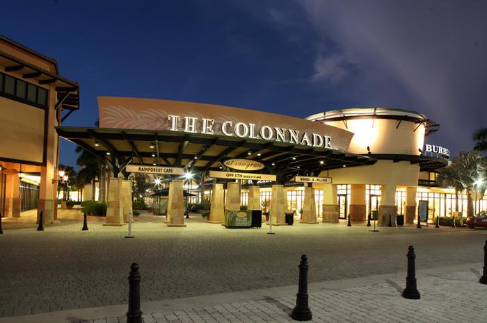 O novo hotel ficará próximo ao The Collonade Outlets no Sawgrass Mills
