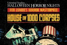 """Halloween Horror Nights terá labirinto inspirado em """"A Casa dos 1000 Corpos"""""""