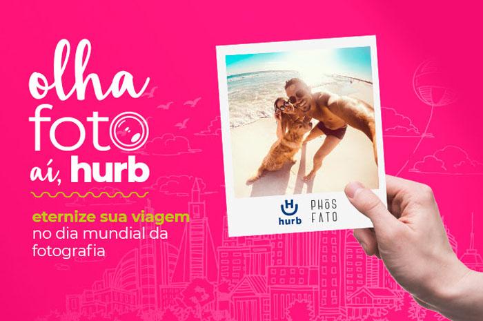 Hurb-Hotel Urbano, em parceria com a Phosfato, vai premiar a melhor aquela sua melhor foto de viagem