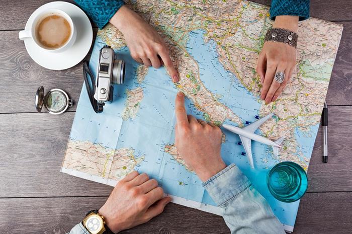 Destinos internacionais como Santiago do Chile, Buenos Aires e Miami, foram os mais procurados este ano, já os nacionais incluem São Paulo, Rio de Janeiro e Salvador