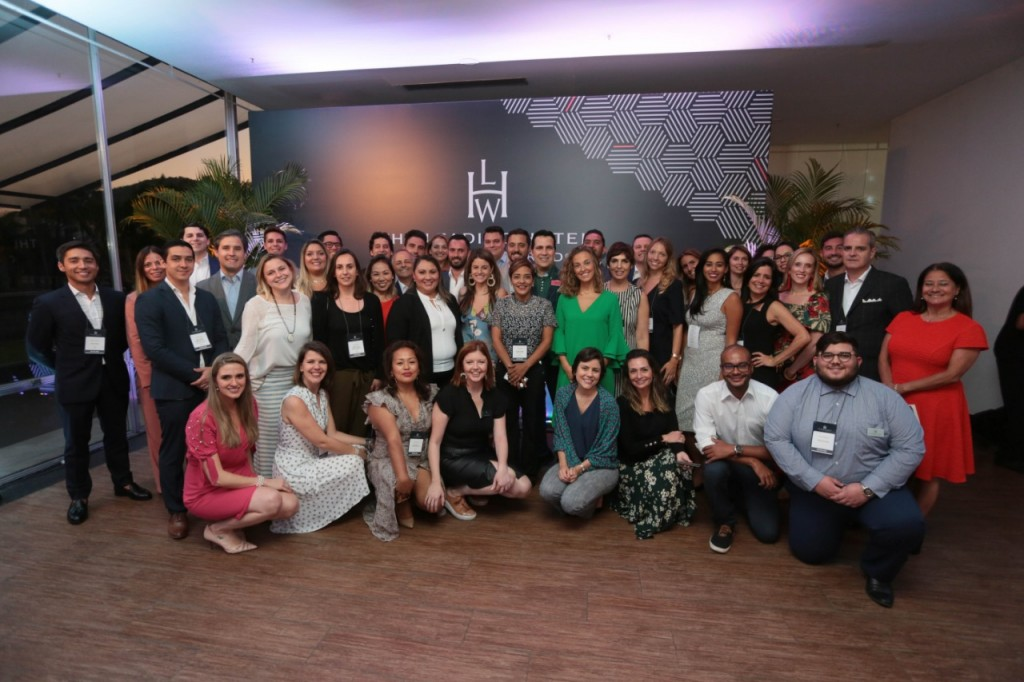 02 - Hoteleiros participantes e Equipe LHW