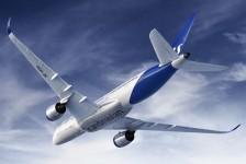 Scandinavian revela nova pintura com chegada do primeiro A350
