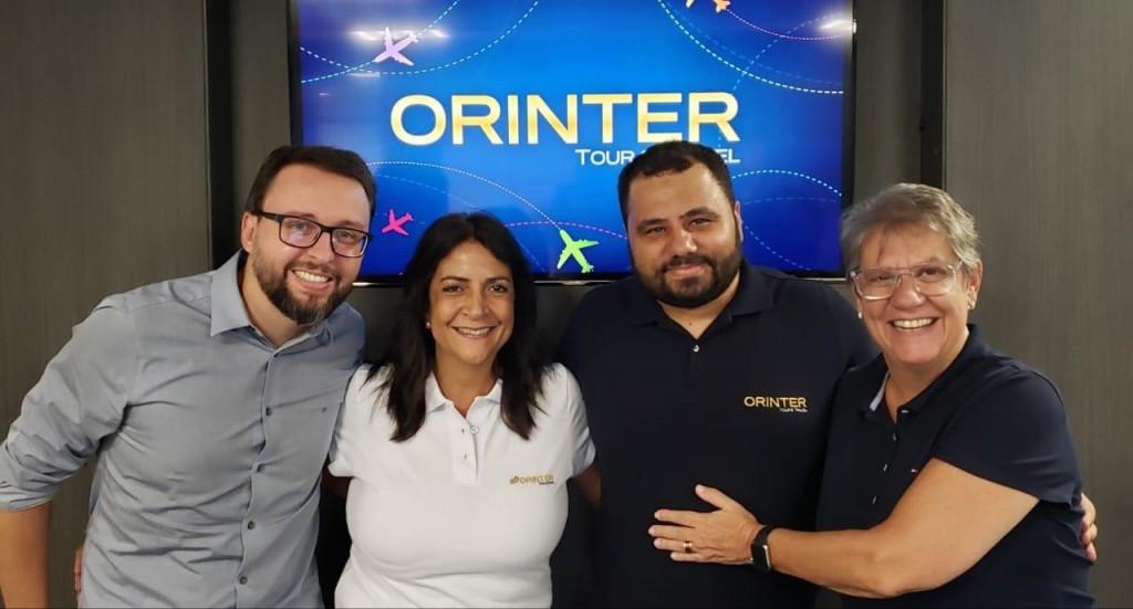 Roberto Sanchez, Rose Franceschini, Daniel Firmino e Ana Maria Berto