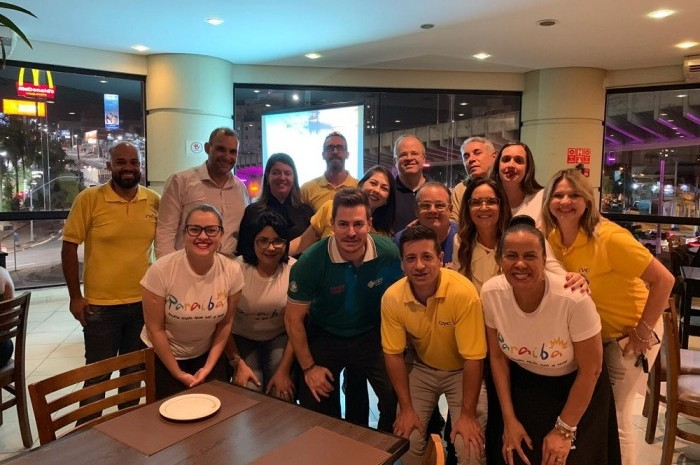 ABIH-PB visita 112 lojas da CVC em São Paulo