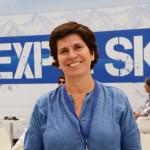 Adriana Boischio, realizadora do Expo Ski