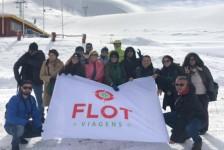 Flot leva agentes aos Lagos Andinos em famtrip por Chile e Argentina
