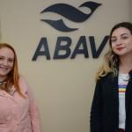 Ana Bermejo, Caex, e Lais Mosco, executiva de Contas