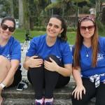 Ana Nogueira, Viviane Sacomande e Joice Ferreira