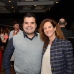 Andre Almeida e Jane Terra, do Visit Orlando